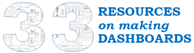 Learning Dashboards? &#8211; Go thru these 33 Recommended Resources