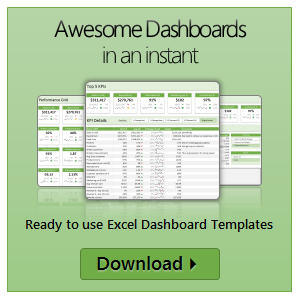 Download today – Introducing Excel Dashboard Templates from Chandoo.org