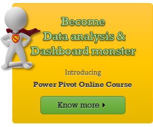 Power Pivot online classes – now open for you